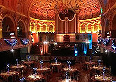 Event production by OTP, Didcot, Oxfordshire